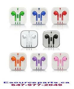 EARPODS FOR IPOD, IPAD , iPHONE – MANY COLOURS AVAILABLE Watch