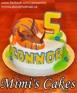 Mimi's Cakes and Cupcakes - Birthday Cakes for children
