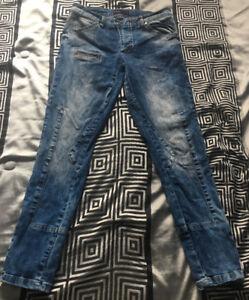 Men's Skinny Jeans by Vitaly