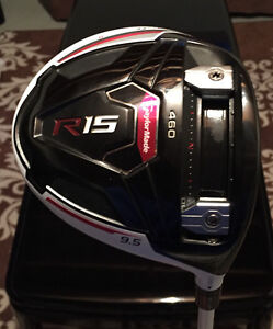 Taylormade R15 TP 9.5 driver