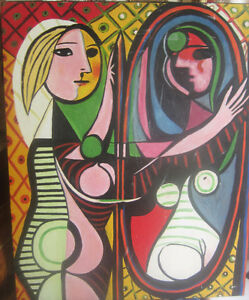 Picasso Hand Painted Oil Painting Copy