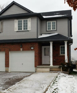 3-Bedroom Semi-Detached House for Rent