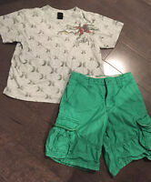 * ~ lot of boys size 7 years clothes ~ mainly name brand