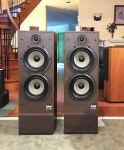 Great Sounding B&W Floor Standing SpeakersDM330