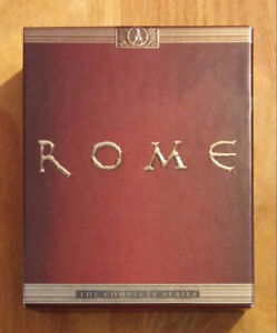 ROME : The Complete Series on Blu-Ray