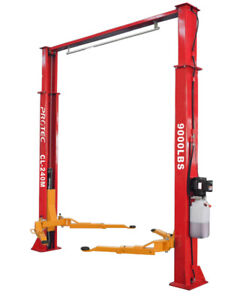 Two post hoist CL240B $2795, CL240M $2995, CL245M $3195, CL245MP