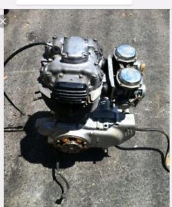 Honda cb360 carbs