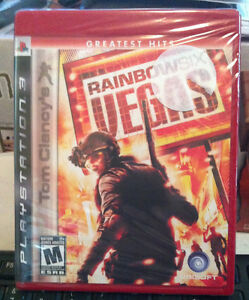 PS3 Rainbow Six Vegas