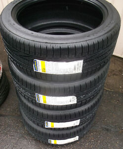 BRAND NEW! 245 45 ZR 20 - GOODYEAR RS-A2 - ALL SEASON TIRES -SET