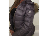 Brand new moncler jacket