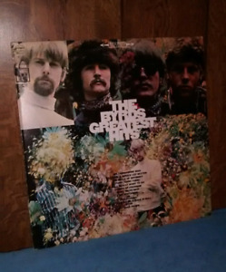 The Byrds Record - Greatest Hits - Disque Vinyle