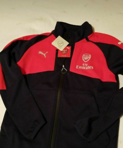 Blue-Red Brand new Puma Arsenal Jacket M