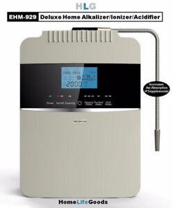 Alkaline Water Ionizer EHM-929 8-Plate Lowest Price Anywhere!