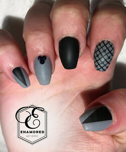$15 OFF FIRST GEL NAIL SET WHEN YOU BOOK AND MENTION THIS AD!! Strathcona County Edmonton Area image 3