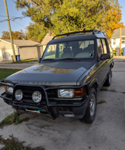 1997 Landrover Discovery - perfect project car