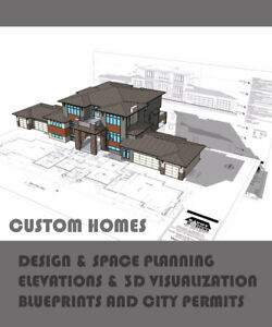Architectural Design And Drafting Services | Services in Calgary ...