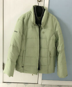Down filled winter coat taking offers