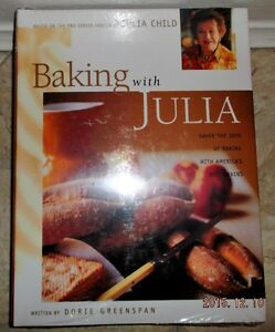 Baking with Julia cookbook for sale  REDUCED  #23