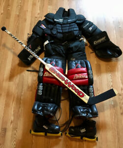 Men's Hockey Equipment