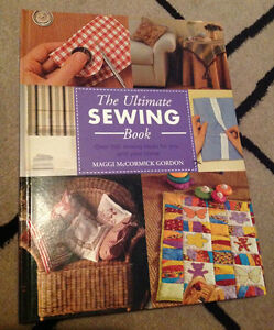 The Ultimate Sewing book by Maggi McCormick Gordon
