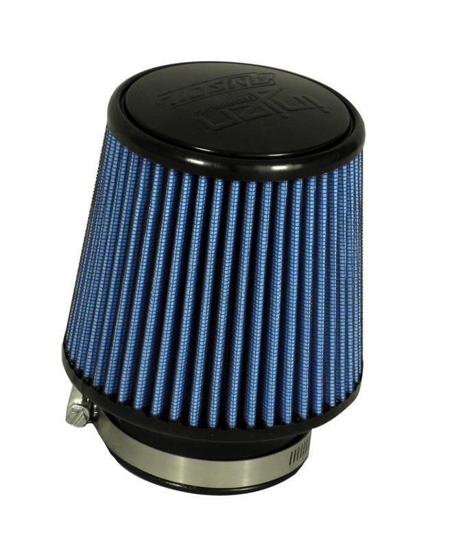 AMSOIL Ea Nanofiber Dry Air Filter X-1018-BB 4.50 Filter 6.75 Base Injen