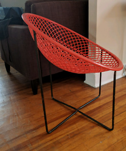 Retro Sun Flower Chair *RARE*