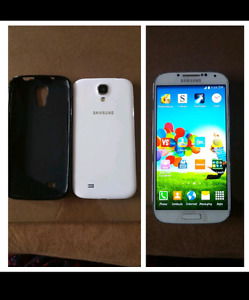 Samsung galaxy s4 16g. Perfect condition $150