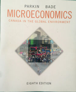 Microeconomics Eighth Edition by Parkin Bade