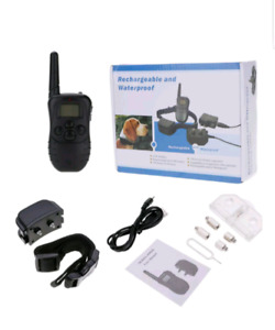 Anti Bark Electronic No Barking Dog Training  Collar