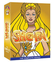 Looking for the Complete Series of SHE-RA on dvd