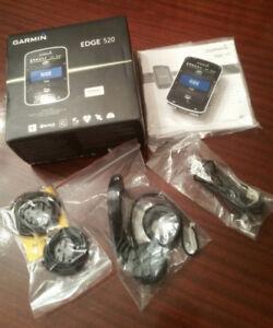 Garmin Edge 520 Cycling Computer - Brand New in Box !