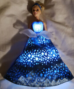 Disney Swirling Lights Cinderella Doll - $15