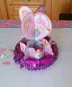 Princess theme party supplies