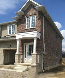 Luxury new townhouse in Ancaster Meadowlands