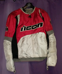 icon overlord jacket (L)