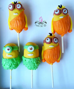 Cake pops, Cupcakes, Cakes, Cookies, Edible toppers!