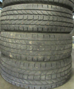 85-90% TREAD*LT245/75/17 FIRESTONE TIRES (4 OF THEM) Tires are i
