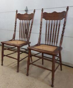 Chaises antique