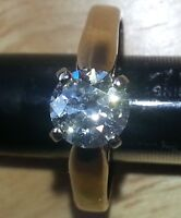 Diamond Ring (1.02 Carat)