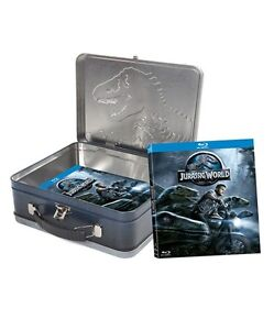 BLU-RAY! JURASSIC WORLD LUNCH BOX EDITION