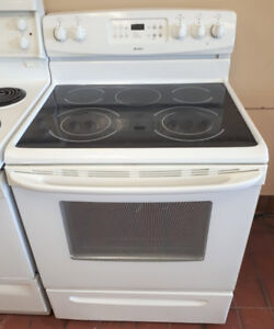 "Kenmore 30"" Ceran Glass Top Electric Stove"