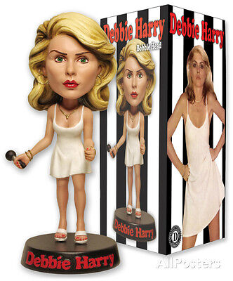 Debbie Harry Bobble Head Collectible Toy 3.5x7