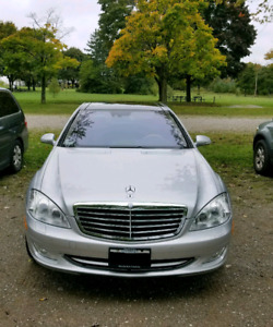 2007 Mercedes Benz S550 4MATIC LWB
