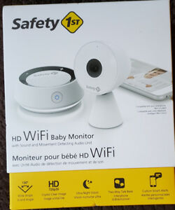 Safety  1st Baby video monitor