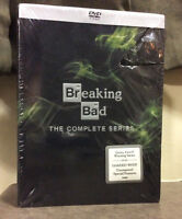 Breaking Bad-the complete series
