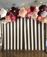 *Premium Flower Wall Rentals*