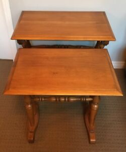 Mint Condition 1970s ROXTON Nesting Tables