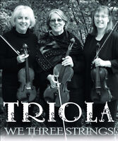 Live Wedding Music - TRIOLA...we 3 strings!
