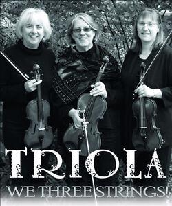 Live Wedding Music - TRIOLA...we 3 strings!