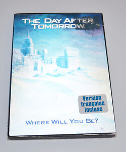 The Day after Tomorrow - DVD St. John's Newfoundland image 1